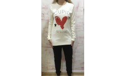 Heart homewear